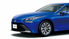 丰田在氢燃料汽车方面的押注逐渐增加